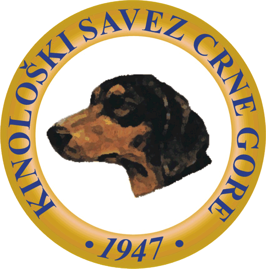 logo kennel club of montenegro